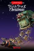 کریسمس یک کامیون زباله