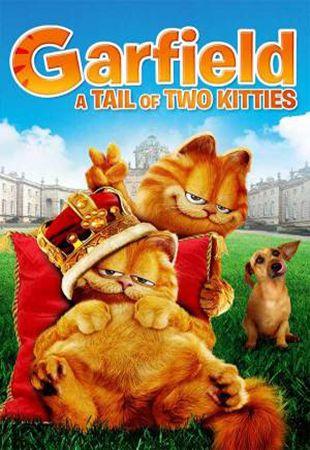 گارفیلد 2 : داستان دو گربه