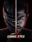 Snake Eyes G.I Joe Origins