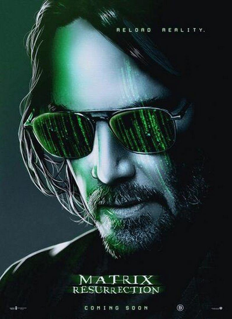 Te Matrix Resurrections 4